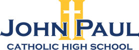 John Paul II Catholic High School Logo